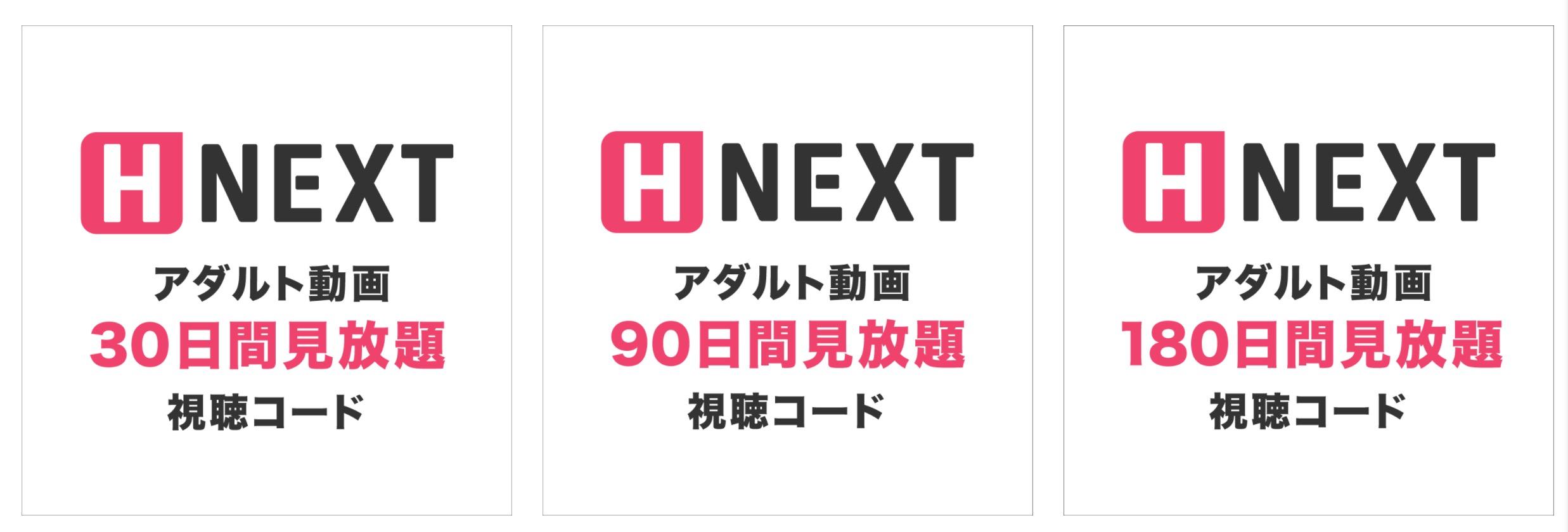 H-NEXT 料金